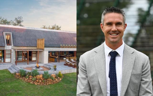 Kevin Pietersen's resort