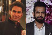 Mohammad Kaif and Irfan Pathan