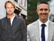 Nick Compton and Kevin Pieterson