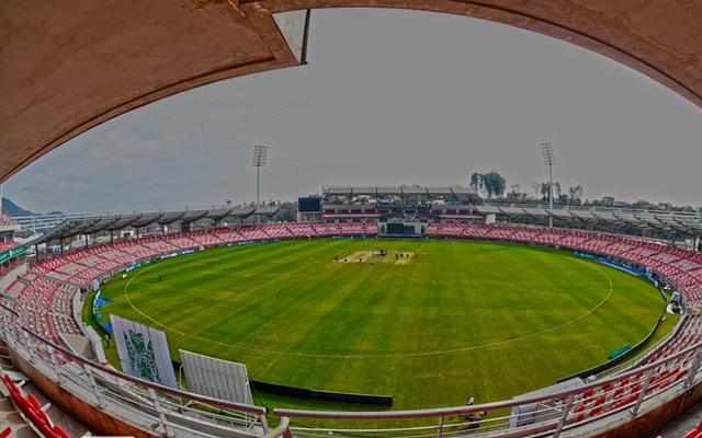 Rajiv Gandhi stadium, Dehradun