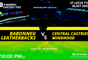 STLuciaT10Blast-3rdMatch-Babonneu-Leatherbacks-vs-Central-Castries-Mindhood