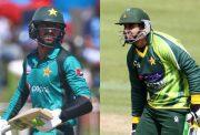 Shoaib Malik and Nasir Jamshed