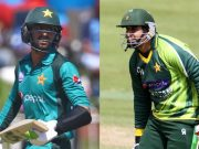 Shoaib Malik and Nasir Jamshed