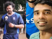 Sreesanth and Sachin Baby