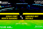St.LuciaT10Blast-Match8-Vieux-Fort-North-Raiders-vs-Laborie-Bay-Royals-at-12.00-AM