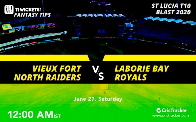 St.LuciaT10Blast-Match8-Vieux-Fort-North-Raiders-vs-Laborie-Bay-Royals-at-12.00-AM