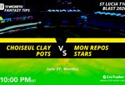 StLuciaT10-29thJune-Choiseul-Clay-Pots-vs-Mon-Repos-Stars-at-10PM