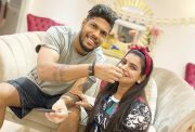 Umesh Yadav and his wife Tanya