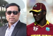 VVS Laxman and Darren Sammy