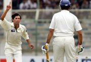 VVS Laxman and Mohammad Asif