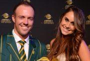 AB de Villiers and Danielle de Villiers