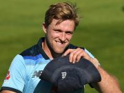 David Willey England