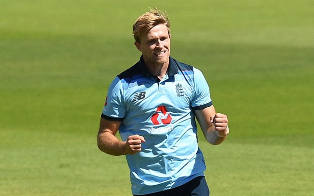 David Willey was in CSK squad in IPL 2018.