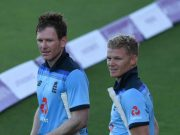 Eoin Morgan and Sam Billings