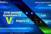 Finnish-T20-July1-GYM-Helsinki-Gymkhana-vs-Empire-CC