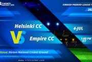 FinnishT20-4thJuly-Helsinki-Cricket-Club-vs-EmpireCC