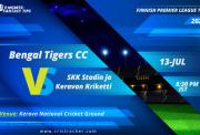 FinnishT20-FPC-13th-July-Bengal-Tigers-CC-vs-SKK-Stadin-ja-Keravan-Kriketti