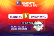 Gothenburg-11WIckets-1stSemiFinal-SeasideCC-vs-LinkopingCC