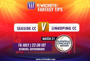 GothenburgT10-Match21-11Wickets-SeasideCC-vs-LinkopingCC