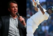 Graeme Swann and Rishabh Pant