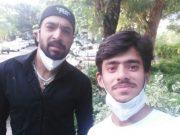 A fan with Haris Rauf