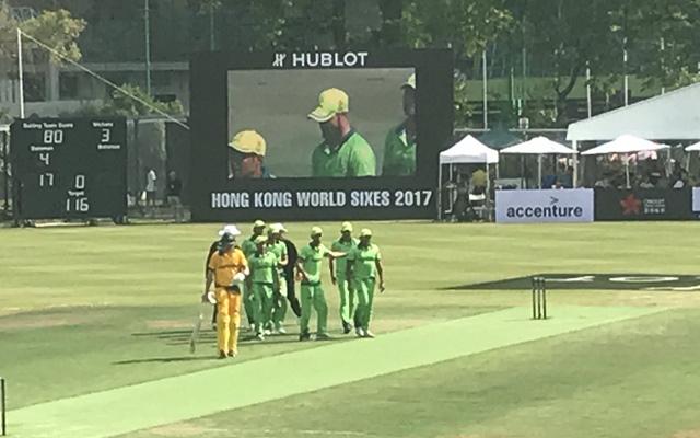 Hong Kong International Sixes