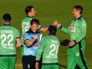 Ireland team