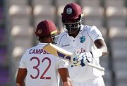 Jason Holder and John Campbell