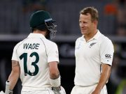 Matthew Wade and Neil Wagner
