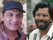 Mohammad Azharuddin and Zaheer Abbas