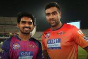 Murugan Ashwin and Ravi Ashwin