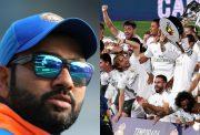 Rohit Sharma and Real Madrid