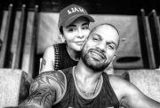 Shikhar Dhawan and his wife Ayesha