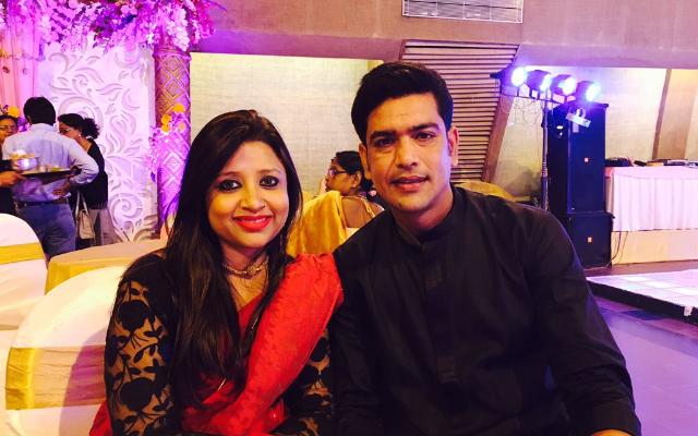 Smita Sanyal Shukla and Laxmi Ratan Shukla