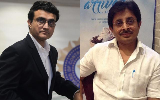 Sourav Ganguly and Snehashish Ganguly