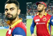 Virat Kohli and Mandeep Singh