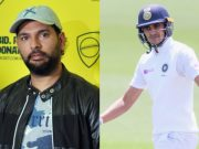 Yuvraj Singh and Shubman Gill