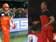 AB de Villiers and Dale Steyn