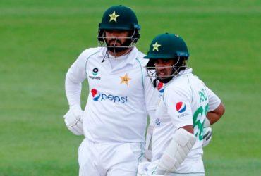 Azhar Ali and Abid Ali