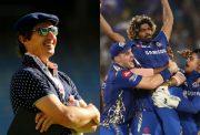 Brad Hogg and Mumbai Indians