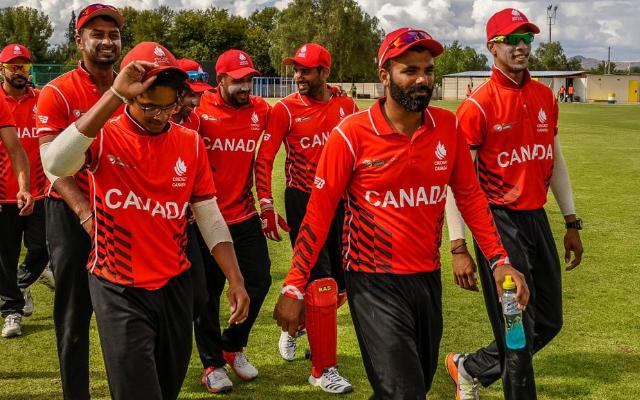 Canada cricket team