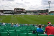 County Cricket crowd