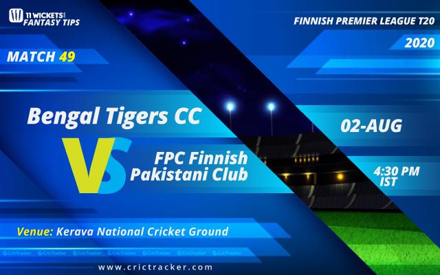 Finnish-Premier-League-2020-–-Match-49,-FPC-Finnish-Pakistani-Club-vs-Bengal-Tigers-CC-FI