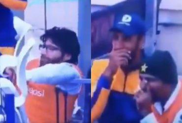 Imam-ul-Haq, Shan Masood and Sarfaraz Ahmed