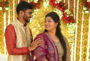 KS Bharat and Anjali