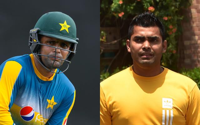 Kamran Akmal and Umar Akmal