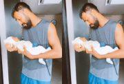 Krunal Pandya and Hardik Pandya's newborn baby