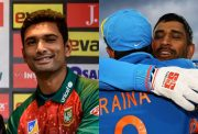 Mahmudullah and MS Dhoni