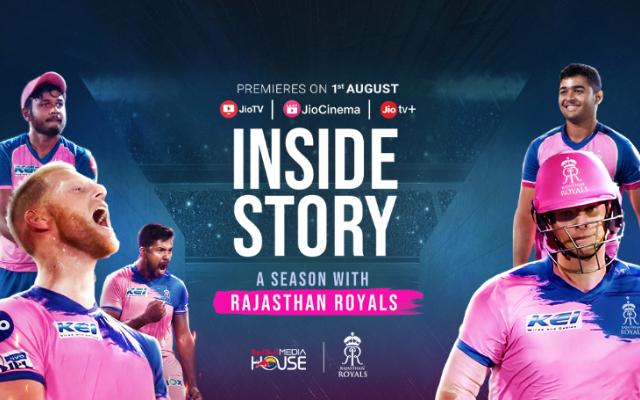 Rajasthan Royals Inside Story poster