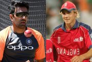 Ravichandran Ashwin and Stuart Broad